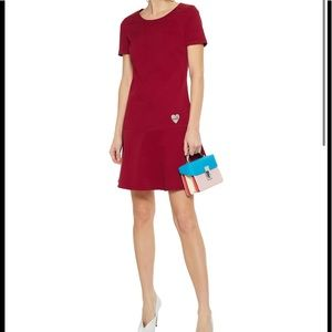 NWT  LOVE MOSCHINO Dress Size 6